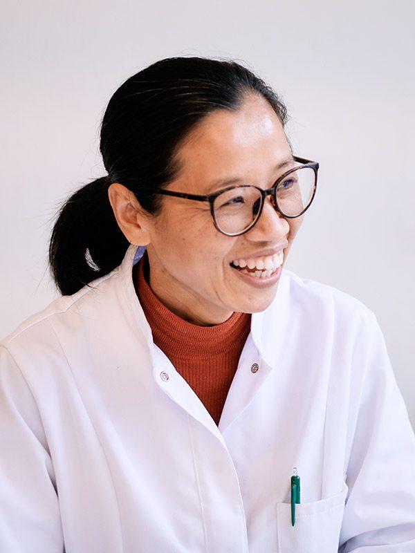 Therapeut Acupuncturist